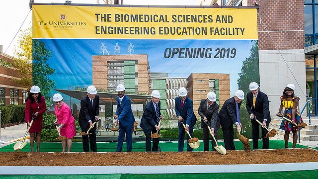 USG Breaks New Ground